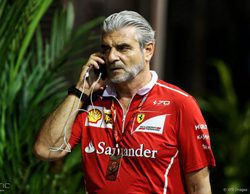 """Maurizio Arrivabene: """"Debemos imitar a Mercedes para que ganar sea nuestra costumbre"""""""