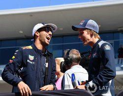 """Daniel Ricciardo: """"El caso de Hartley es un ejemplo de constancia que da sus frutos"""""""