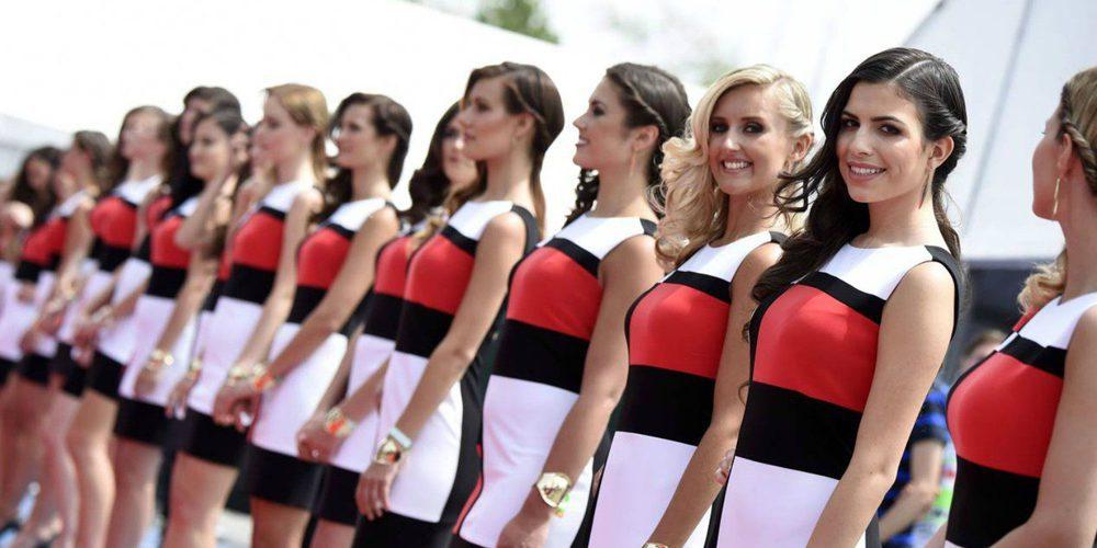 Las azafatas, o 'pit babbies', podrían desaparecer de la parrilla de la F1