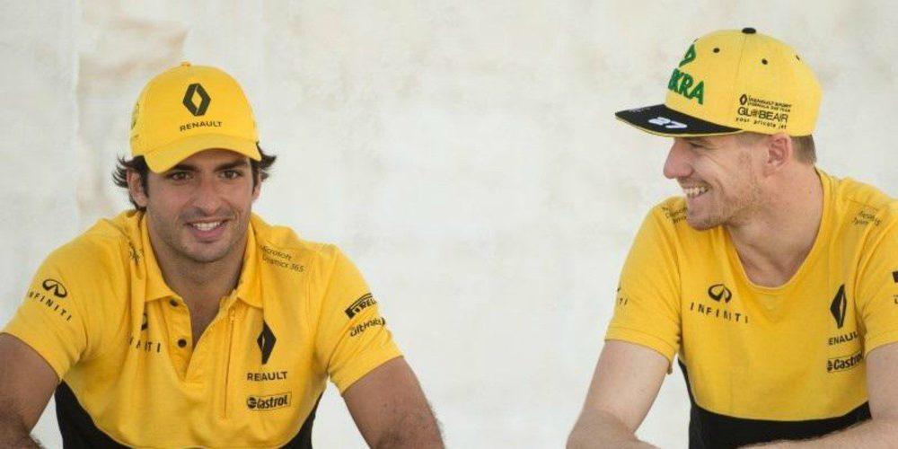 """Sainz aprovechará la experiencia de su compañero de equipo: """"Tendremos una rivalidad muy positiva"""""""
