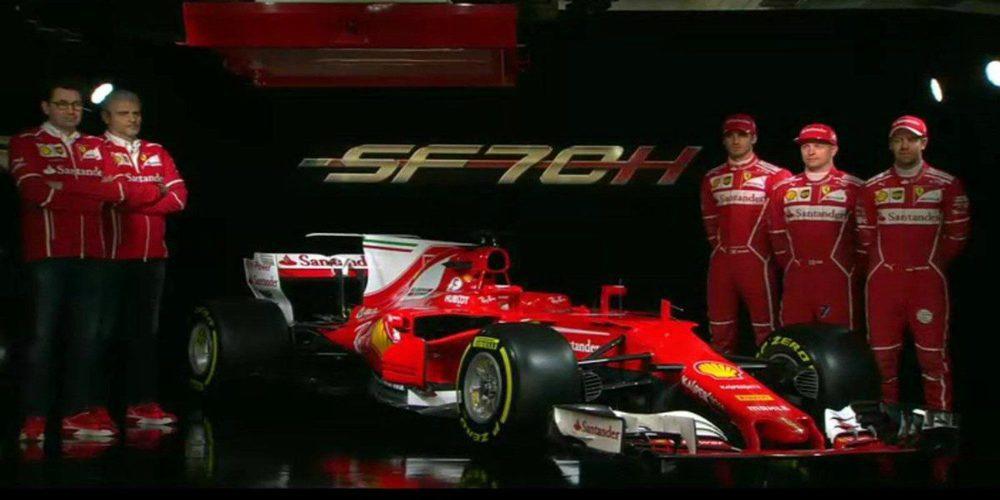 Ferrari revela la fecha del lanzamiento del nuevo coche para la temporada 2018