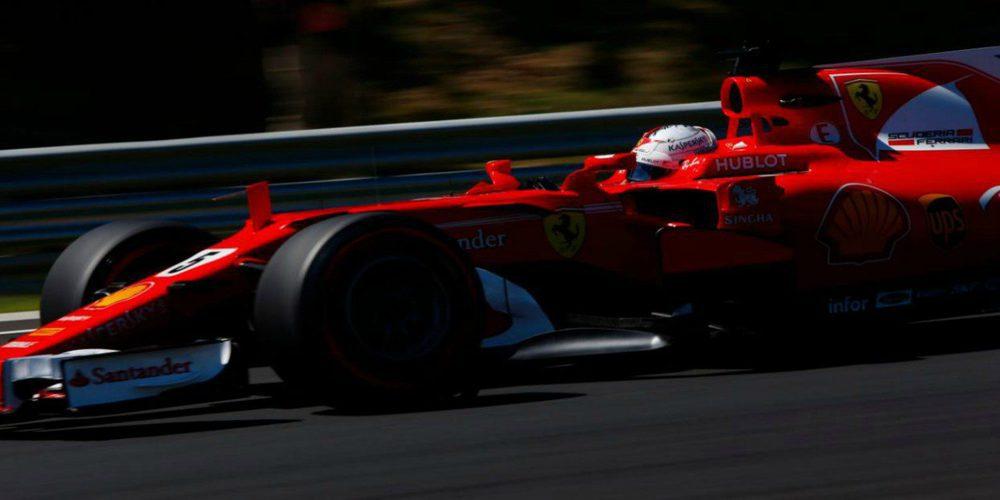 """Sergio Marchionne valora el aprendizaje de su piloto: """"Vettel no volverá a perder los estribos"""""""