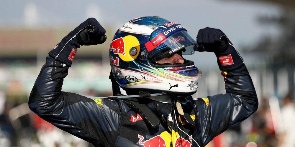 Daniel Ricciardo cree que Red Bull es favorito para ganar el título en 2018