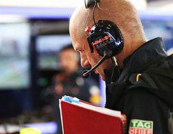 Adrian Newey reparte halagos para Michael Schumacher, Fernando Alonso y Lewis Hamilton