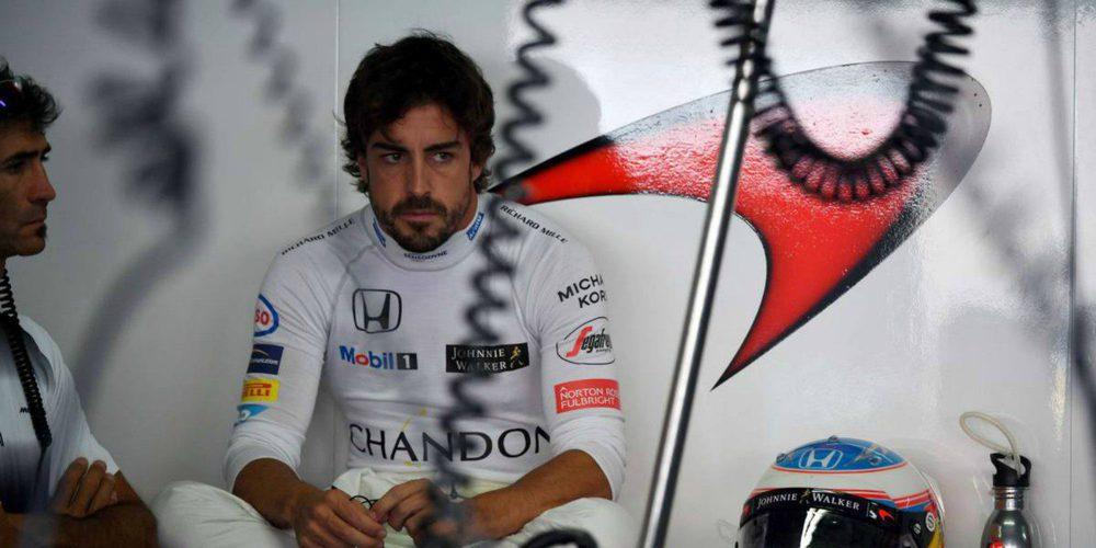 """Fernando Alonso, entre risas: """"Ya no me eligen en los videojuegos porque somos muy lentos"""""""
