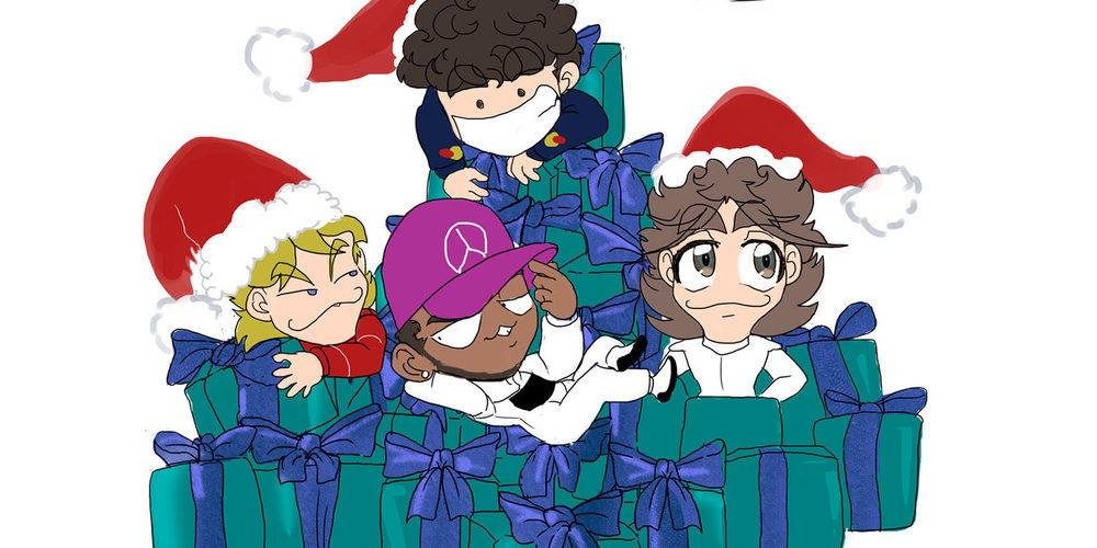 Los Chibis (240): ¡Feliz Navidad!