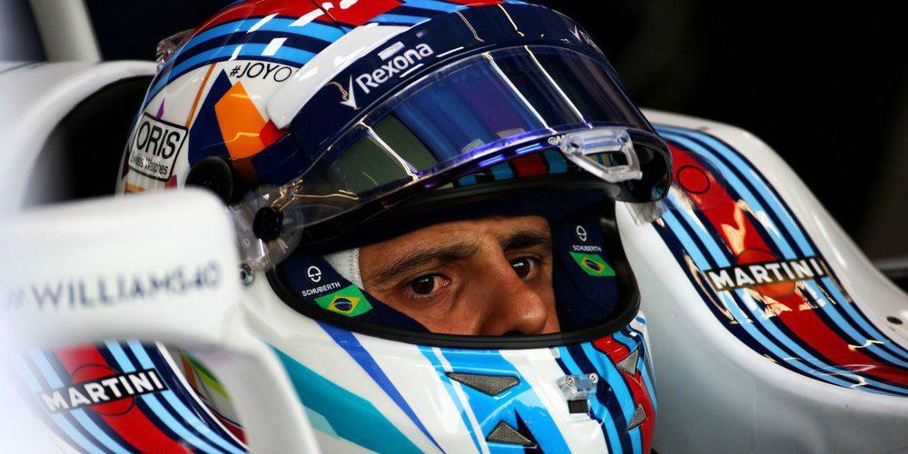 """Felipe Massa: """"Con la temporada 2017, la F1 cerró la era de los coches para abuelas"""""""