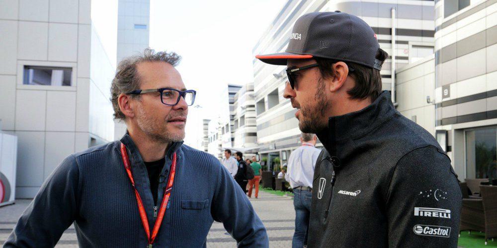 """Jacques Villeneuve: """"Alonso ha demostrado que puede seguir siendo uno de los grandes de la F1"""""""