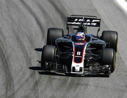 Romain Grosjean espera que Renault y McLaren dejen la lucha por la 6ª plaza en 2018