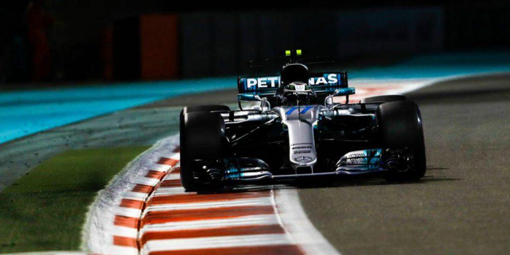 """Valtteri Bottas: """"Este año he podido aprender en cada carrera gracias a Mercedes y a Hamilton"""""""