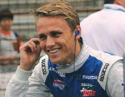 """Max Chilton, incrédulo: """"Es muy injusto que se le considere a la F1 como un deporte"""""""