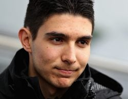 """Esteban Ocon: """"Force India y Mercedes están contentos con el trabajo que estoy haciendo"""""""