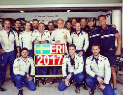 """Marcus Ericsson: """"Pilotar para un equipo de atrás hace difícil impresionar y demostrar tus destrezas"""""""