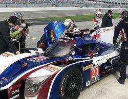 Felipe Nasr, el más rápido en el test de Daytona; Alonso acaba 12º