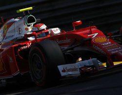 Kimi Räikkönen se queda sin ingeniero de pista pero mantiene su hambre de título con Ferrari