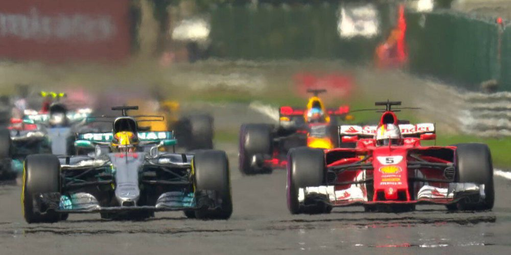 Lewis Hamilton prevé para 2018 una batalla muy tensa entre él y Sebastian Vettel