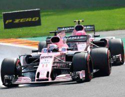 Force India ve con buenos ojos dejar competir libremente a sus pilotos en 2018