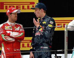 Daniil Kvyat se convierte en piloto de desarrollo de Ferrari para 2018