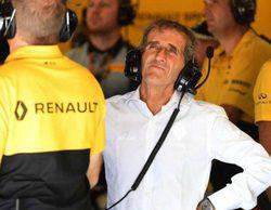 """Alain Prost: """"Renault no estará en 2018 en posición de poder ganar el campeonato"""""""