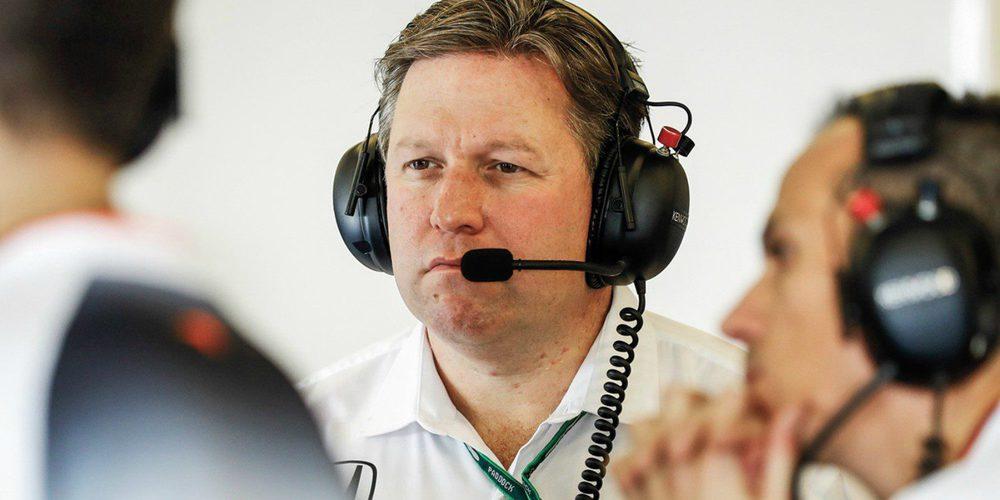 """Zak Brown, sobre las amenazas de Ferrari de dejar la F1: """"Prefiero guardarme mi opinión"""""""