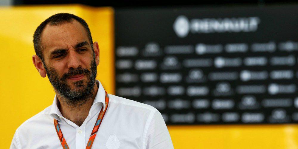 Cyril Abiteboul, convencido de que Renault conseguirá un motor más competitivo
