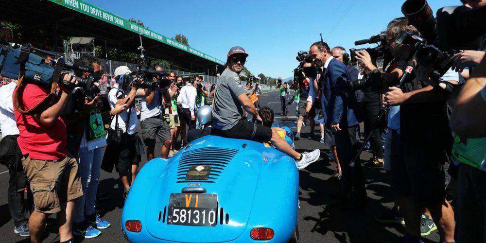 Fernando Alonso ve muy difícil que otros pilotos de F1 participen en otras competiticones