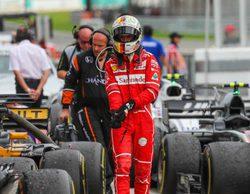 """Vettel recuerda con sabor amargo 2017: """"Fallamos en el momento decisivo de la temporada"""""""