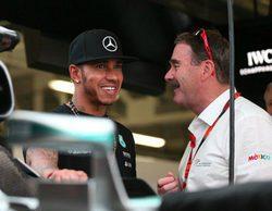 Nigel Mansell ve como favorito para 2018 a un Hamilton con opciones se seguir haciendo historia