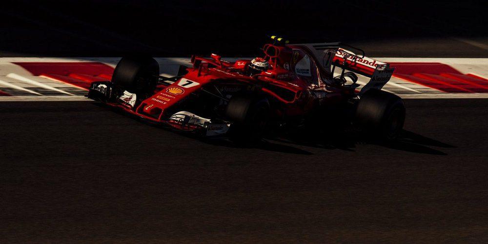 Carlo Santi acompañará a Kimi Räikkönen en 2018 como ingeniero de pista