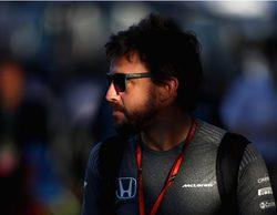 """Fernando Alonso: """"Zak Brown está haciendo grandes cosas para el automovilismo en general"""""""