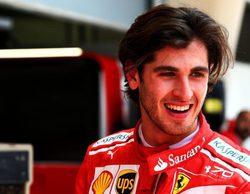 """Antonio Giovinazzi: """"Actualmente, estoy centrado en mi trabajo con Ferrari"""""""