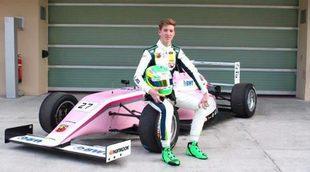 David Schumacher, hijo de Ralf, hace su debut en monoplazas