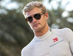 Marcus Ericsson, ante la obligación de dar la talla en su cuarta temporada con Sauber