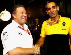 """Zak Brown: """"Renault ha logrado seis títulos en 13 años, así que nadie puede dudar de ellos"""""""