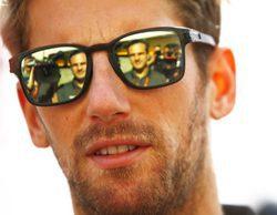 "Romain Grosjean: ""Creo que estaré en Fórmula 1 hasta los 40"""