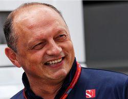 Frédéric Vasseur tardó una hora en disolver la alianza Sauber-Honda