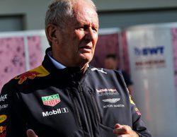 """Helmut Marko, realista: """"El paquete general de Mercedes está claramente por delante"""""""