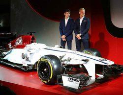 Alfa Romeo Sauber anuncia el lanzamiento de su nuevo coche: 20 de febrero de 2018