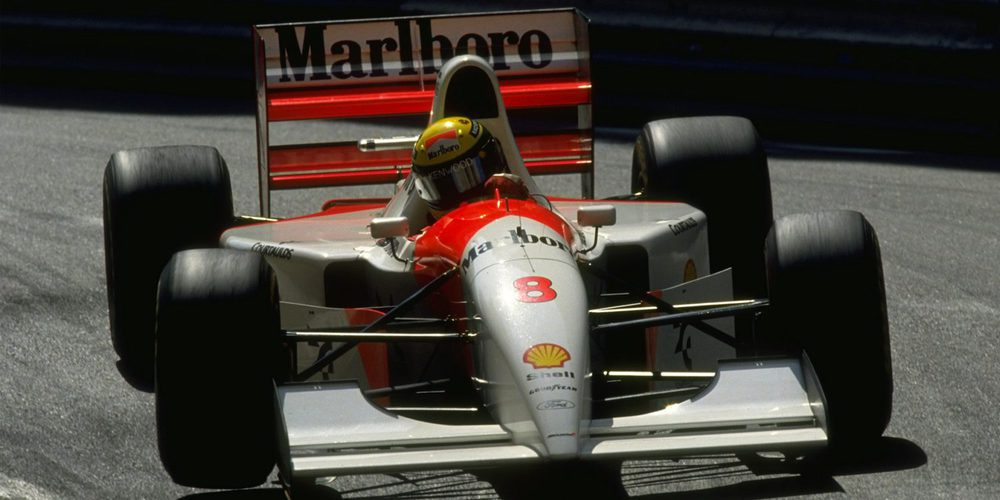 Se subastará el F1 ganador de Ayrton Senna