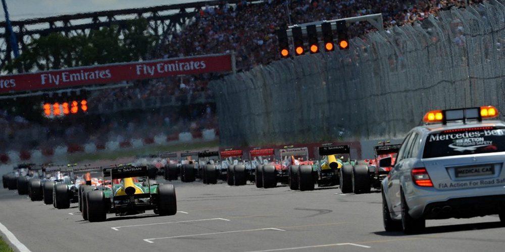 La F1 anuncia cambios en el horario de las carreras para 2018