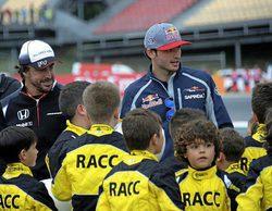 """La FIA confirma que los """"Grid Kids"""" sustituirán a las azafatas en F1 para 2018"""
