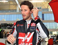 "Romain Grosjean: ""Es crucial que Haas se concentre en mejorar la aerodinámica"""