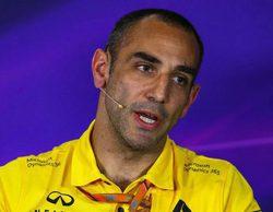 Cyril Abiteboul confía en que FIA y FOM rectifiquen y dejen el límite de motores como en 2017