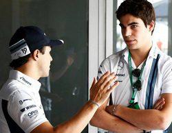 """Massa responde a Stroll: """"Él fue a la suya y yo a la mía, para nada tenía que ser su mentor"""""""