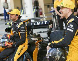 Nico Hülkenberg y Carlos Sainz, estilos de conducción similares en beneficio de Renault