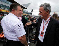 """Zak Brown: """"Si la salida de la F1 de Ferrari o Mercedes mejora el deporte, que así sea"""""""