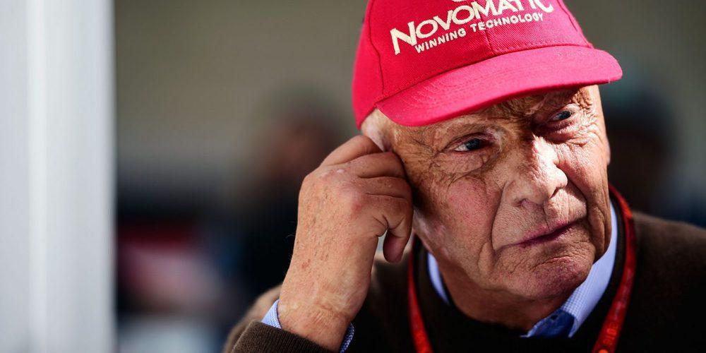 """Niki Lauda: """"Si la F1 sigue así, los pilotos ya no serán héroes nunca más, no puedes cambiar su ADN"""""""