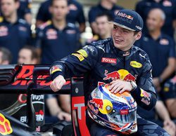 Max Verstappen y Helmut Marko esperan un salto cualitativo de Red Bull en 2018