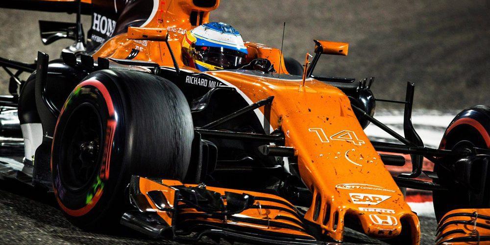 Fernando Alonso será el encargado de estrenar el nuevo McLaren en pretemporada