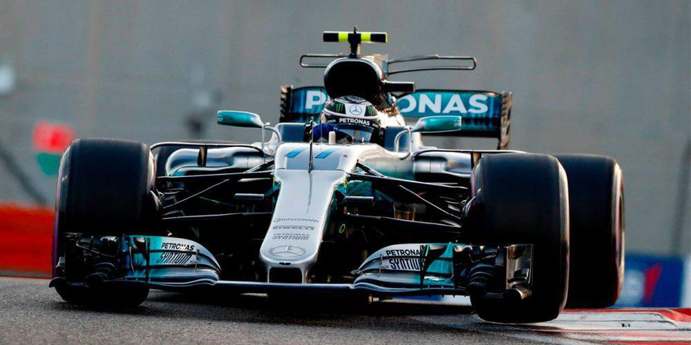 """Valtteri Bottas: """"El mejor argumento para renovar con Mercedes es ganar muchas carreras"""""""